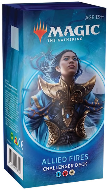 MtG Trading Card Game 2020 Allied Fires Challenger Deck