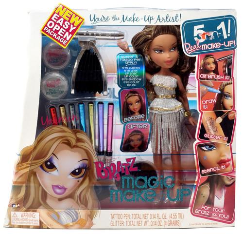 Bratz Magic Make-Up Yasmin 10-Inch Doll