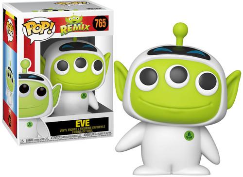Funko Disney / Pixar Alien Remix POP! Disney Eve Vinyl Figure