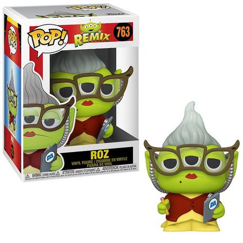 Funko Disney / Pixar Alien Remix POP! Disney Roz Vinyl Figure #763