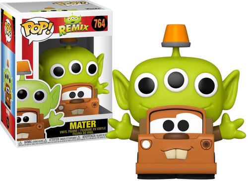 Funko Disney / Pixar Alien Remix POP! Disney Mater Vinyl Figure