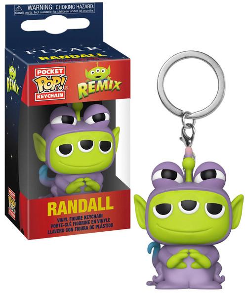 Funko Disney / Pixar Alien Remix Pocket POP! Randall Keychain