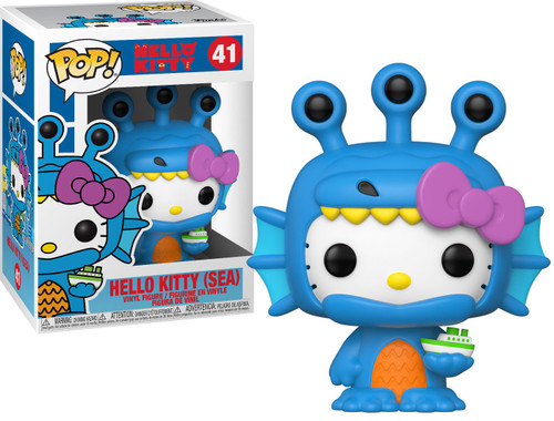 Funko POP! Sanrio Sea Kaiju Hello Kitty Vinyl Figure