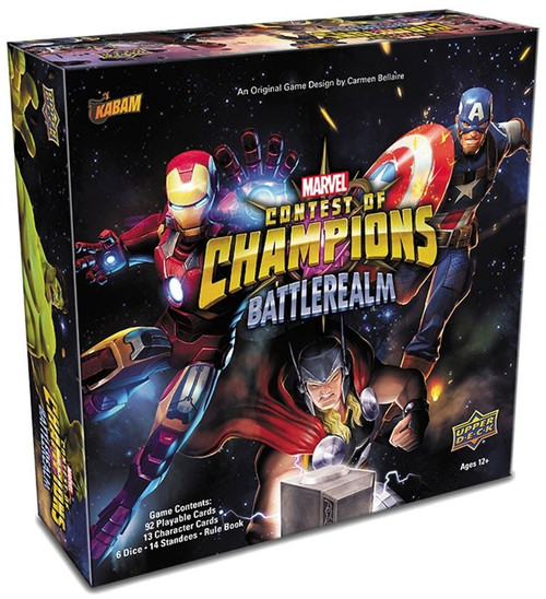 Marvel Contest of Champions: Battlerealm Game