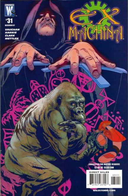 Wildstorm Ex Machina #31 Comic Book