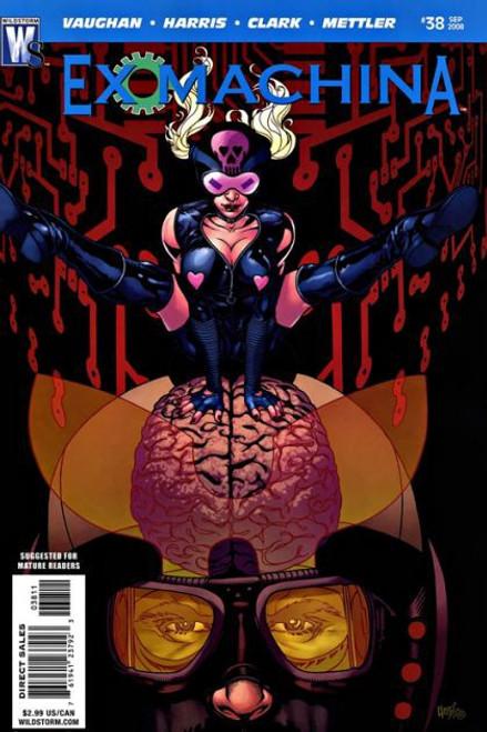 Wildstorm Ex Machina #38 Comic Book