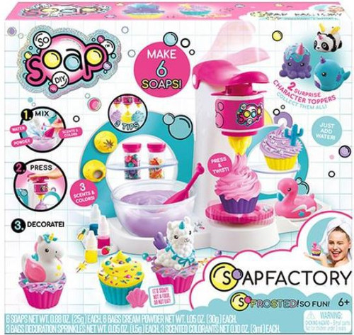 So Soap DIY So Soap Factory Starter Set [Damaged Package]