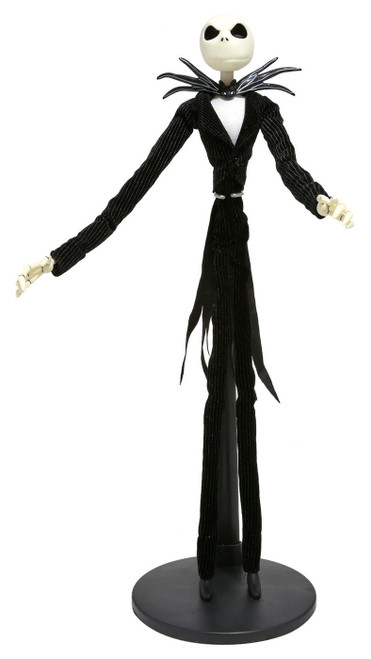 Nightmare Before Christmas Coffin Doll Jack Skellington Exclusive 16-Inch [2019, Damaged Package]