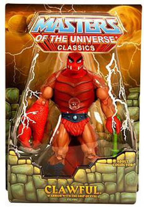 Masters of the Universe Classics Club Eternia Clawful Exclusive Action Figure [Damaged Package]