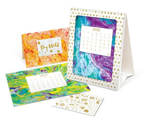 LaurDIY Marble Desk Craft Kit