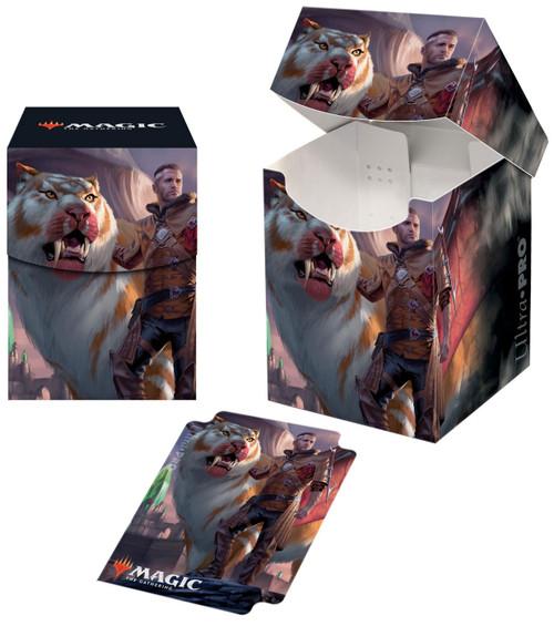 Ultra Pro MtG Trading Card Game Pro 100+ Ikoria Lukka, Coppercoat Outcast Deck Box