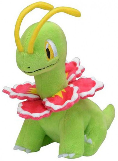 Pokemon Sitting Cuties Meganium Exclusive 7-Inch Plush