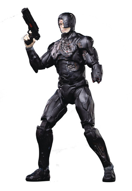 Robocop (2014) Robocop Exclusive Action Figure [Battle Damaged] (Pre-Order ships March)