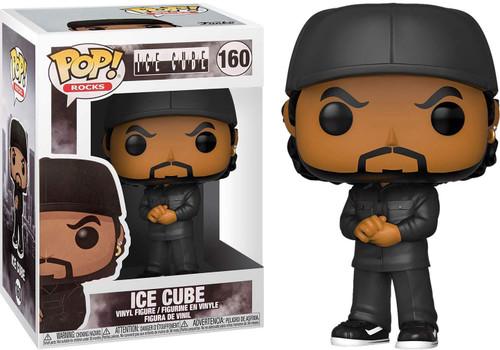 Funko POP! Rocks Ice Cube Vinyl Figure #160 [Damaged Package]