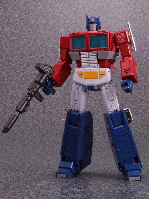 Transformers Masterpiece Optimus Prime Action Figure MP-44 [Version 3, Damaged Package]