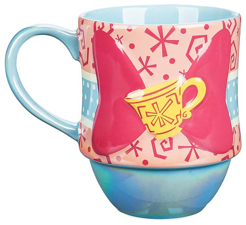 Disney Minnie Mouse the Main Attraction Mad Tea Party Exclusive Mug #3/12