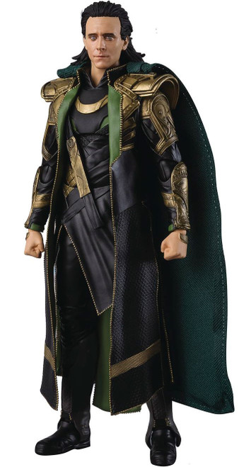 Marvel Avengers S.H. Figuarts Loki Action Figure