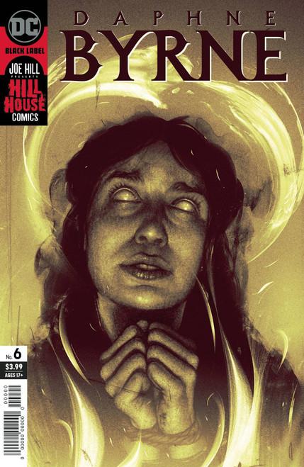 DC Black Label Daphne Byrne #6 of 6 Hill House Comics Comic Book