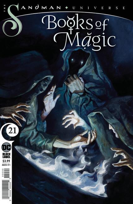 DC Books of Magic #21 The Sandman Universe Comic Book