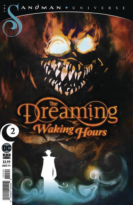DC Dreaming Waking Hours #2 The Sandman Universe Comic Book