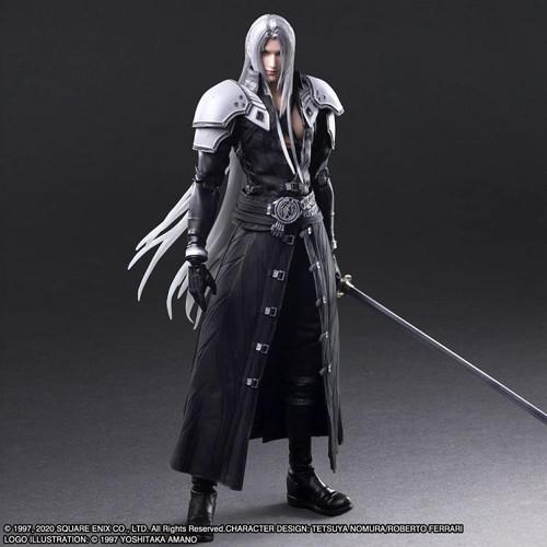 Play Arts Kai Final Fantasy VII Remake Sephiroth Action Figure (Pre-Order ships July)