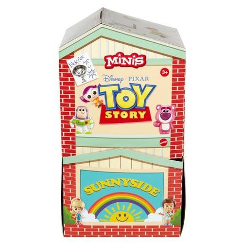 Disney / Pixar Toy Story MINIS Sunnyside Mystery Pack [1 RANDOM Figure]