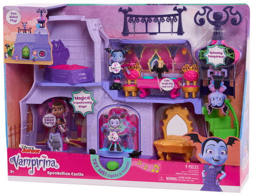 Disney Junior Vampirina Spookelton Castle Playset