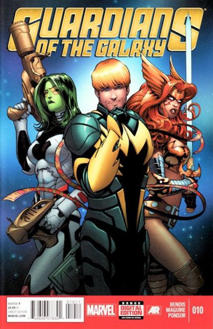 Marvel Guardians of the Galaxy, Vol. 3 #10 Comic Book