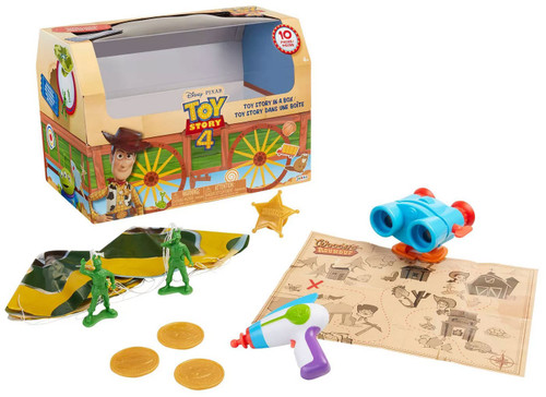 Toy Story 4 Toy Story in a Box Playset