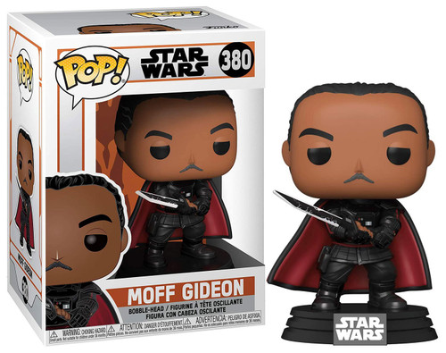 Funko The Mandalorian POP! Star Wars Moff Gideon Vinyl Figure #380 [with Dark Saber]