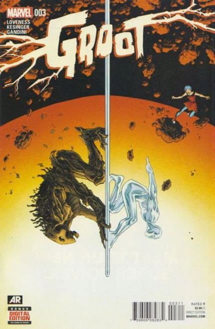 Marvel Groot, Vol. 1 #3A Comic Book