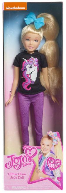 Nickelodeon JoJo Siwa Glitter Glam JoJo 10-Inch Doll