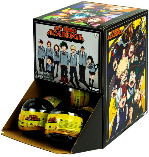 Series 1 Dangler My Hero Academia Mystery Box [12 Packs]