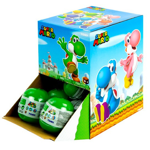 Super Mario Wind-Up Yoshi Mystery Box [12 Packs]