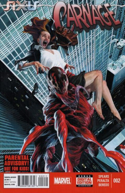 Marvel Axis: Carnage #2 Comic Book