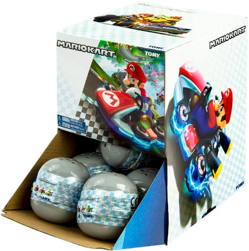Pullback Racer Mario Kart Mystery Box [12 Packs] (Pre-Order ships January)