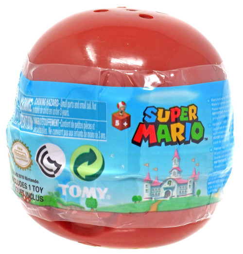 Buildable Figure Super Mario Mystery Pack [1 RANDOM Figure]
