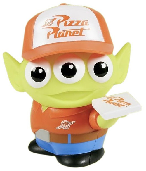 Disney / Pixar Toy Story Alien Remix Pizza Planet Delivery Guy Exclusive Action Figure