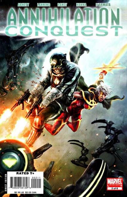 Marvel Annihilation: Conquest #2 Comic Book