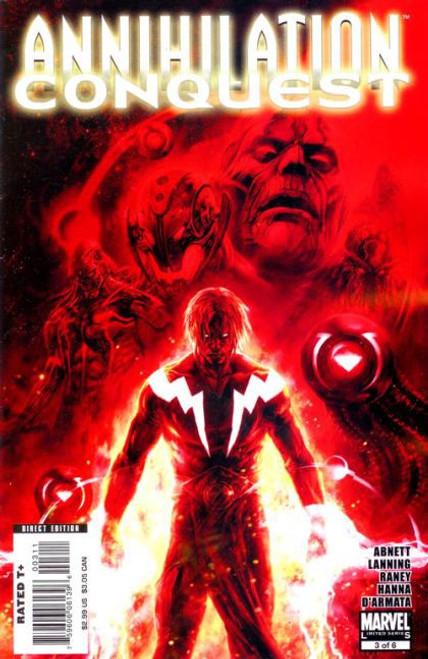 Marvel Annihilation: Conquest #3 Comic Book