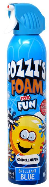Fozzi's Foam Brilliant Blue Bath Foam
