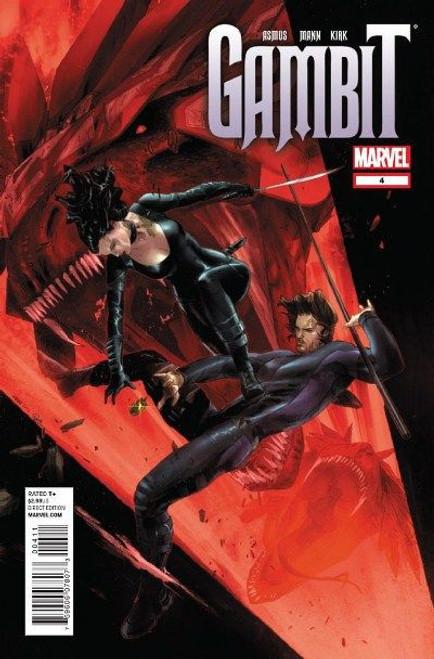 Marvel Gambit, Vol. 5 #4 Comic Book