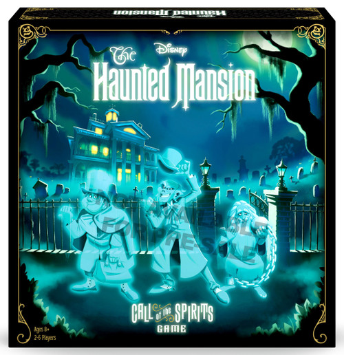 Funko Disney The Haunted Mansion Signature Games Call of the Spirits Family Game