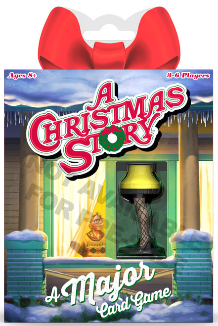 Funko A Christmas Story Signature Games A Major Family Card Game