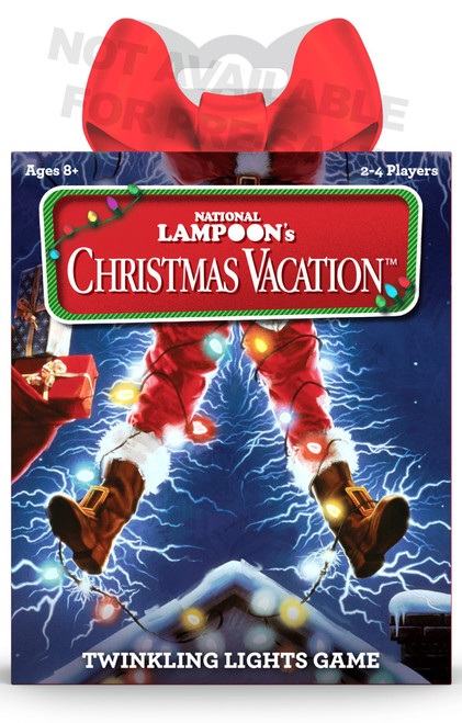 Funko National Lampoon's Signature Games Christmas Vacation Family Card Game
