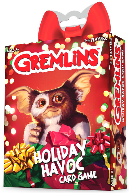 Funko Gremlins Signature Games Holiday Havoc Family Card Game