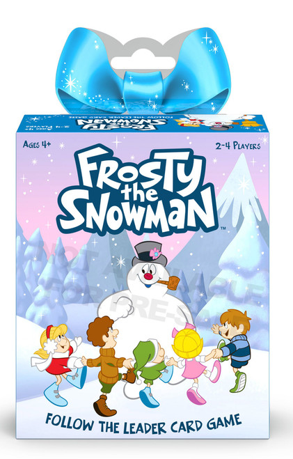 Funko Signature Games Frosty the Snowman Family Card Game