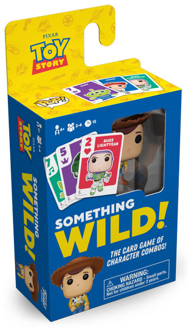 Funko Disney/Pixar Something Wild Toy Story Family Card Game