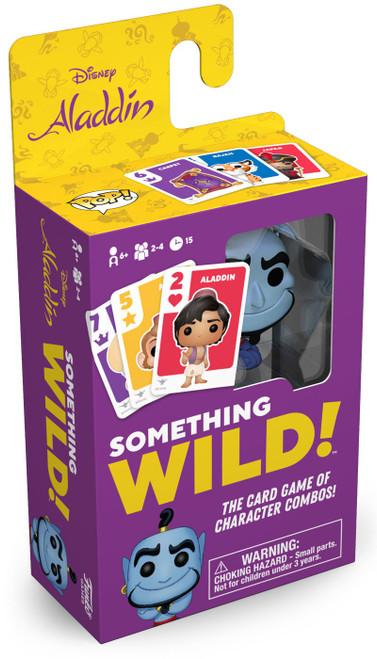 Funko Disney Something Wild Signature Games Aladdin Family Card Game