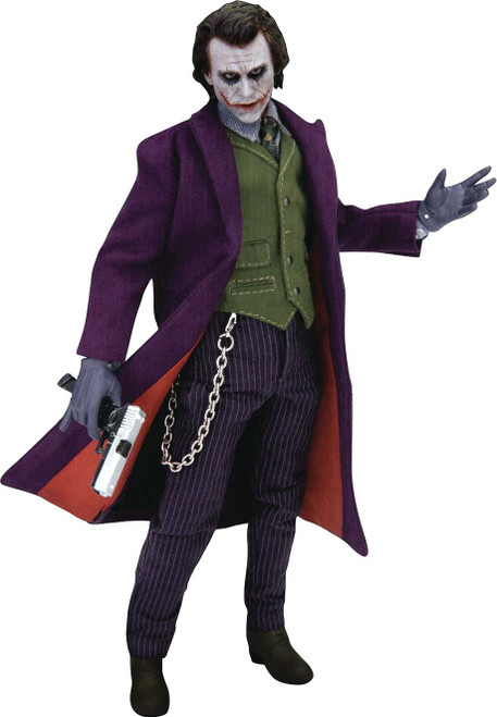 DC Dark Knight Movie Dynamic 8-ction Heroes The Joker Action Figure DAH-024 [Heath Ledger] (Pre-Order ships November)